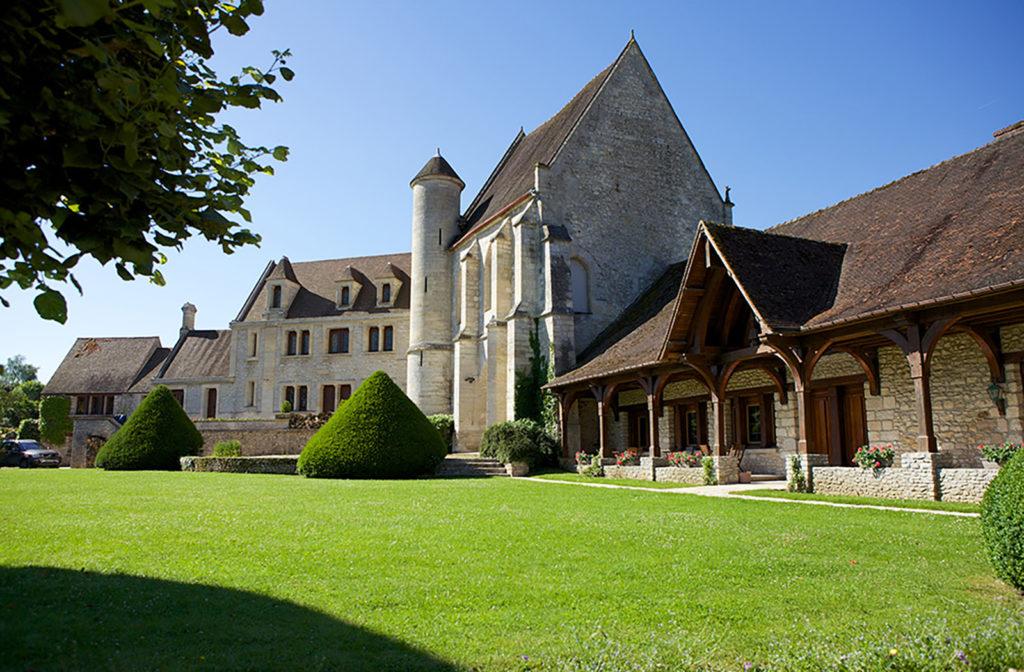 Ferme Abbaye du 14ème siècle